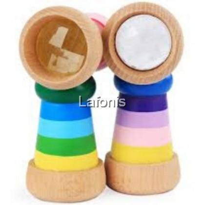 Rainbow Kaleidoscope(5*5*8cm)