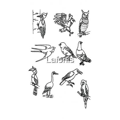 Chop Bird - (10*18*8cm)